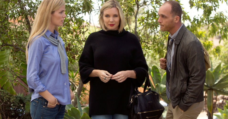 Brooklyn Decker (Mallory), June Diane Raphael (Brianna) e Ethan Embry (Coyote) são os filhos dos casais protagonistas de