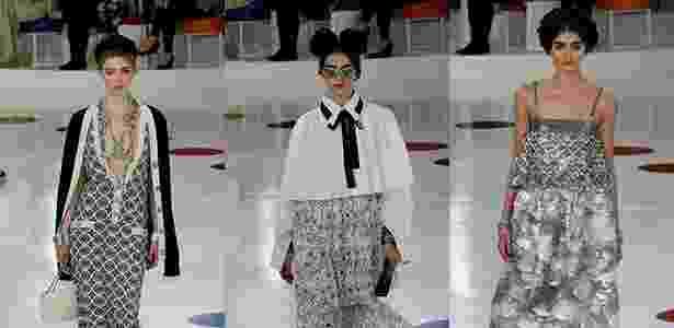 Chanel desfila coleção de cruzeiro em Seul - Reuters - Reuters