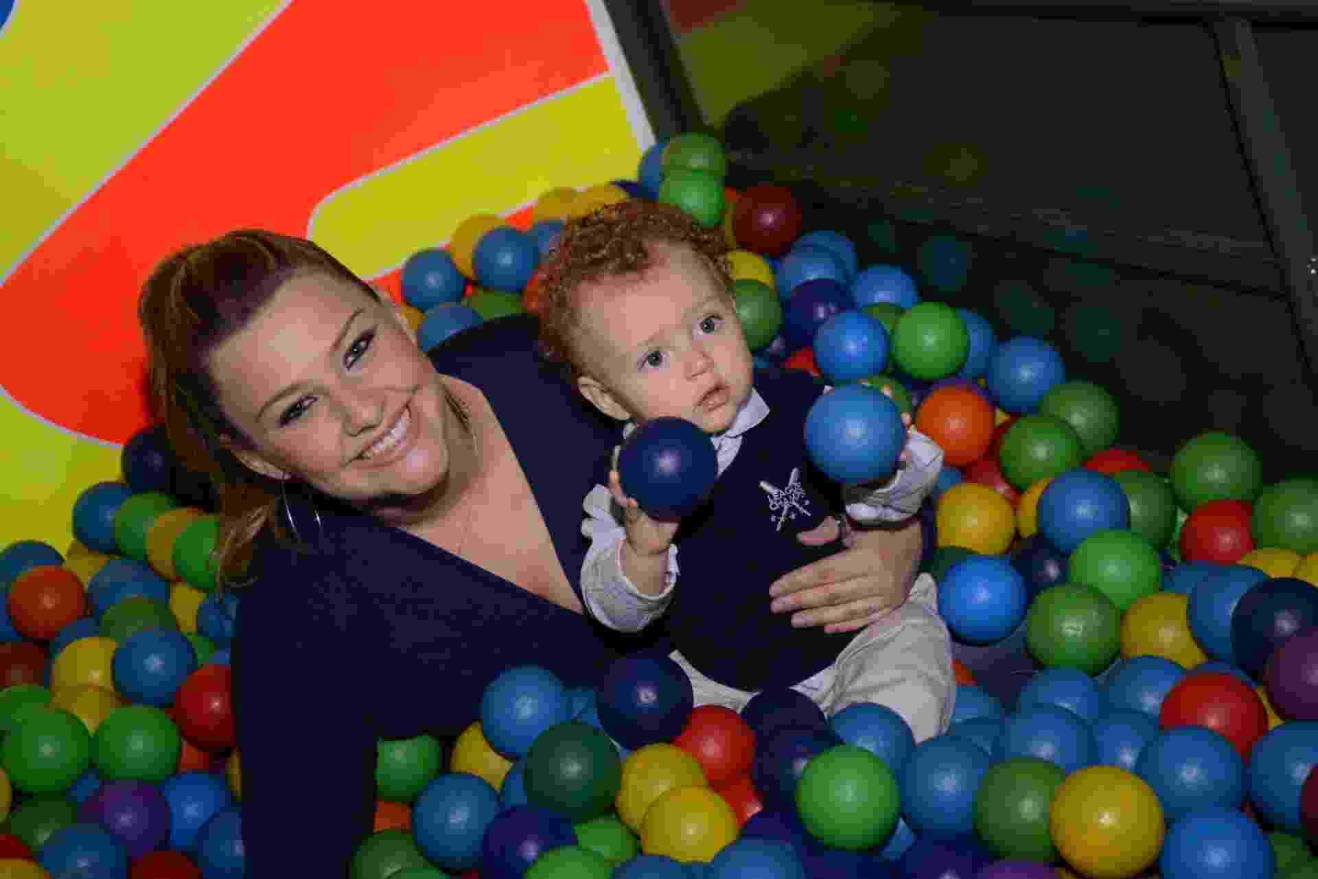 álbum mães falam sobre pressão para serem perfeitas | Suellen Pontes Pinheiro de Toledo, 29, jornalista, mãe de Kaique, 1 - Arquivo Pessoal