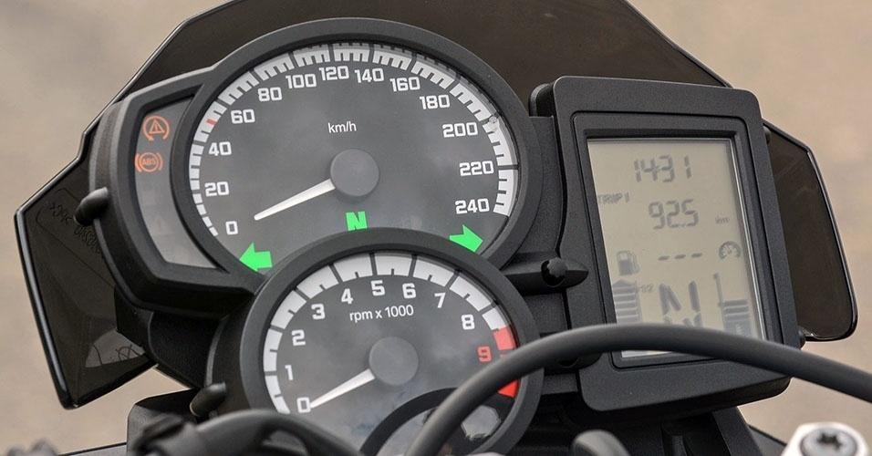 BMW F 800R 2015