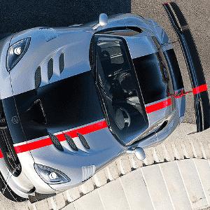 Dodge Viper ACR 2016 - Divulgação