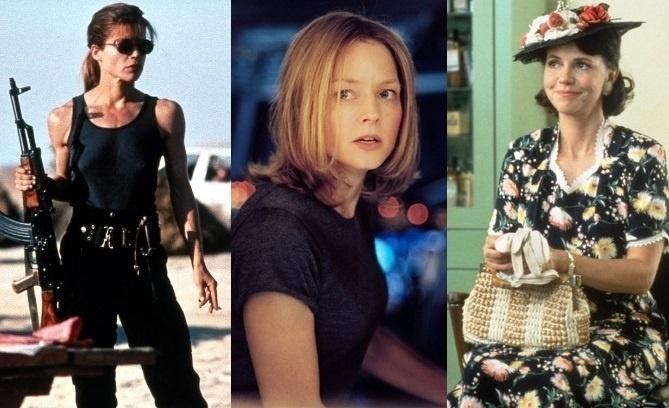 Sarah Connor, Kyle Pratt e Sra. Gump, mães marcantes no cinema