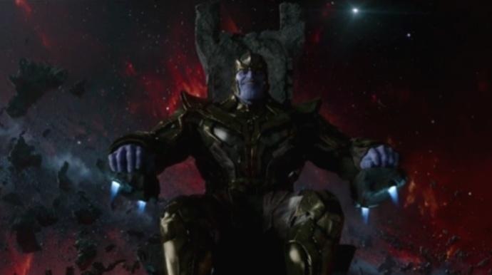 Thanos, em cena de