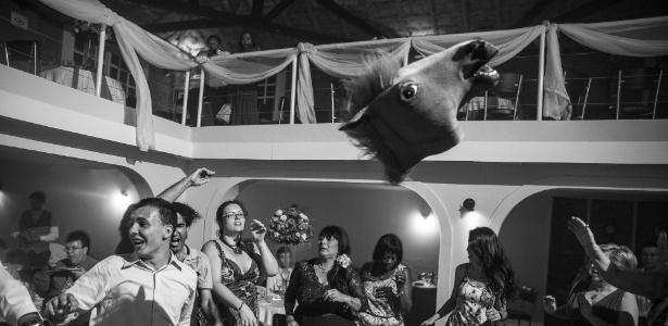 """Imagem do fotógrafo brasileiro Evander Portilho de Carvalho, que levou  segundo lugar no """"Fearless Contest"""" - Evander Portilho/Divulgação"""