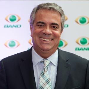 Marcelo Meira, vice da Band - Divulgação/Band