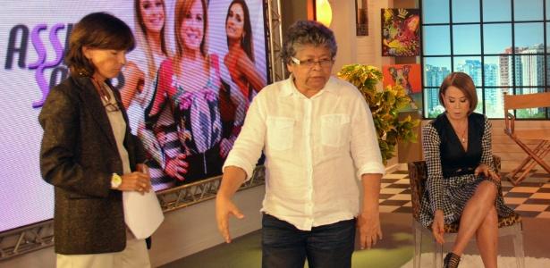 Marlene Mattos, que acompanha de perto toda a movimentação do estúdio ao lado da diretora Tininha Araújo, assume ser uma diretora centralizadora