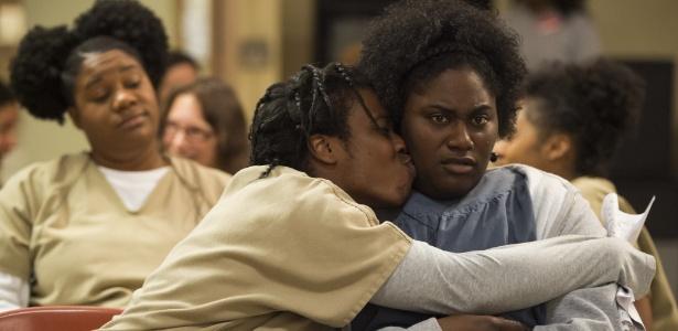 Série premiada da Netflix, sobre dia a dia de presas, será prorrogada ao menos até 2019 - Divulgação/Netflix