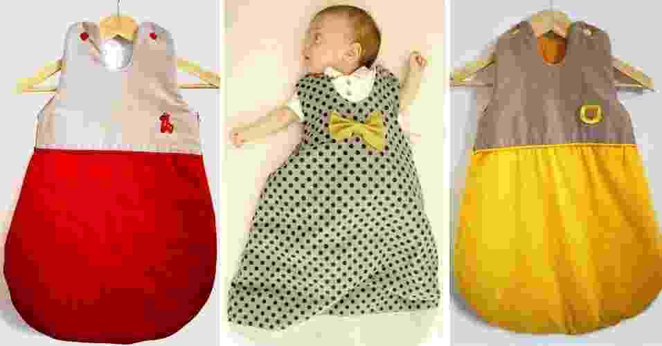 A Baby Bum (www.babybum.com.br), feira infantil de venda direta ao consumidor, começa nesta quarta-feira (13), em São Paulo, e vai até sábado (16). O evento reúne produtos de vestuário para grávidas, bebês e crianças, artigos e serviços para festas, itens de decoração, entre outros. A entrada é gratuita. A feira acontece na Vila dos Ipês (av. Mofarrej, 1.505, Vila Nova Leopoldina), das 10h às 20h. Um dos destaques é o saco de dormir que o bebê veste, da Joli Môme - Divulgação