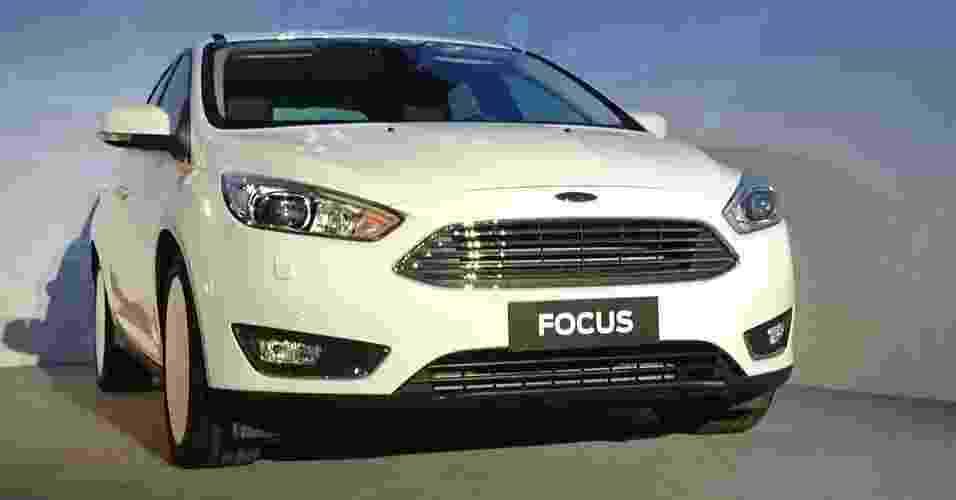 Ford Focus 2016 - Murilo Góes/UOL