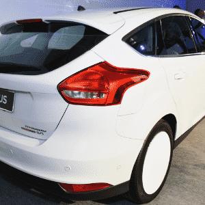 Novo Ford Focus que será vendido no Brasil - Murilo Góes/UOL