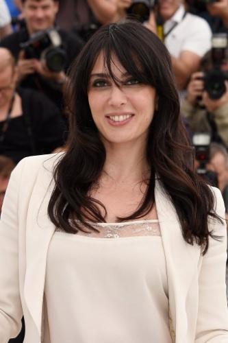 14.mai.2015 - A atriz e diretora libanesa Nadine Labaki, que integra o júri da mostra paralela Um Certo Olhar no Festival de Cannes