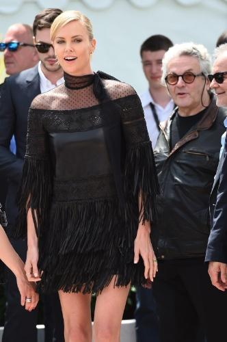 14.mai.2015 - Vencedora do Oscar de melhor atriz em 2004 por