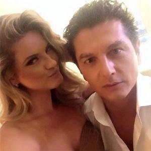 Aane Doux e Gianluca Perino não estão mais juntos