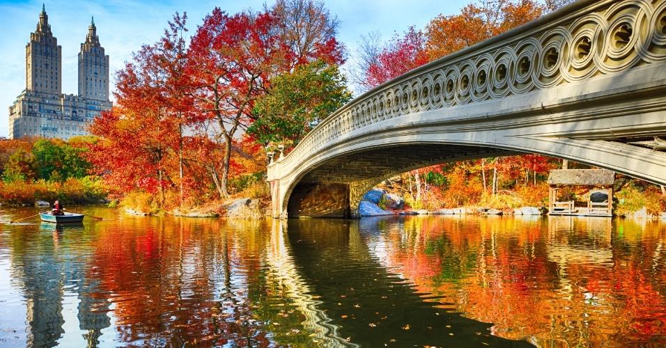 Central Park, em Nova York