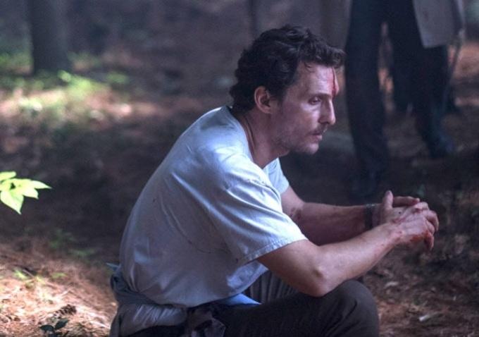 McConaughey, em cena do filme