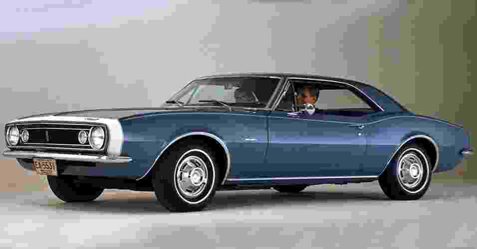 Chevrolet Camaro 1967 - Divulgação