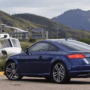 Audi TT 2015 - Murilo Góes/UOL