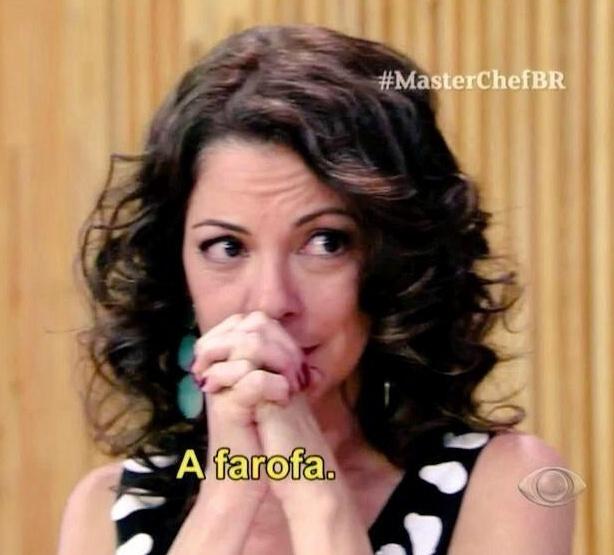 19.mai.2015 - A apresentadora Ana Paula Padrão foi a rainha dos memes na estreia do