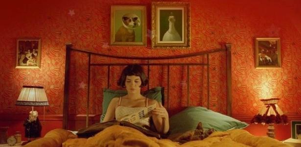 """Cena do filme francês """"O Fabuloso Destino de Amélie Poulain"""" (2001), de Jean-Pierre Jeunet - Reprodução"""