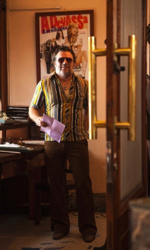 """Em """"Magnífica 70"""", Adriano Garib é Manolo, caminhoneiro que se torna produtor da Boca do Lixo"""