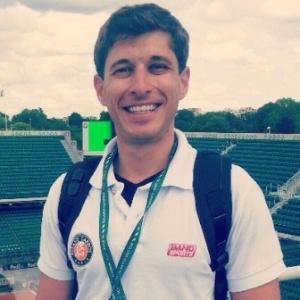 Felipe Kieling, repórter esportivo da Band na Europa  - Divulgação