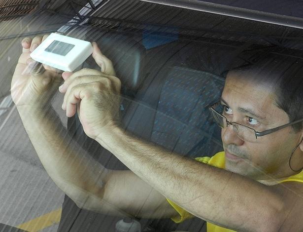 Chip com rastreador e bloqueador para automóveis seria obrigatório, mas foi revogado - Divulgação