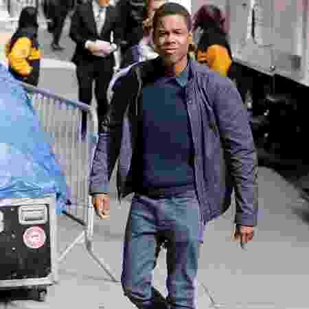 O ator e humorista Chris Rock em foto de 2015 - Andrew Burton/AFP