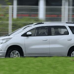 Chevrolet Spin LTZ A/T - Murilo Góes/UOL