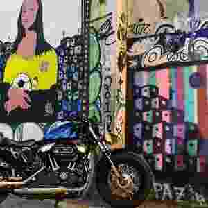 Harley-Davidson Street Bob e Forty Eight - Sylvio Junior/Infomoto