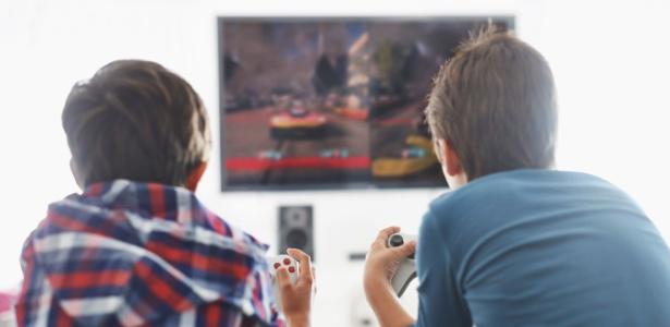 Jogos eletrônicos desenvolvem habilidades em crianças e adolescentes - Getty Images