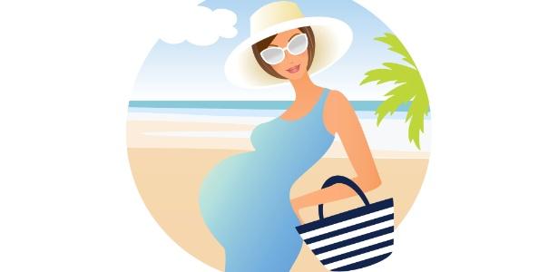 Para garantir a tranquilidade, algumas precauções devem ser tomadas na gravidez - Getty Images