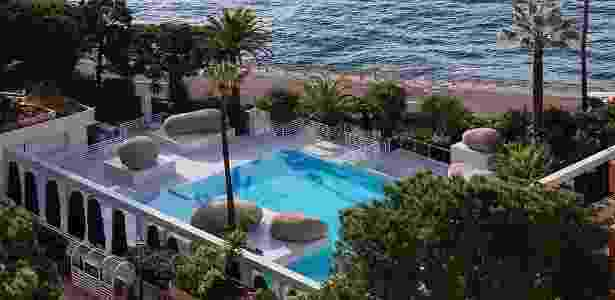 Divulgação/Hotel Columbus Monte-Carlo