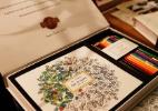Casar 2015: Convite de casamento para colorir é destaque em feira de luxo - Junior Lago/UOL