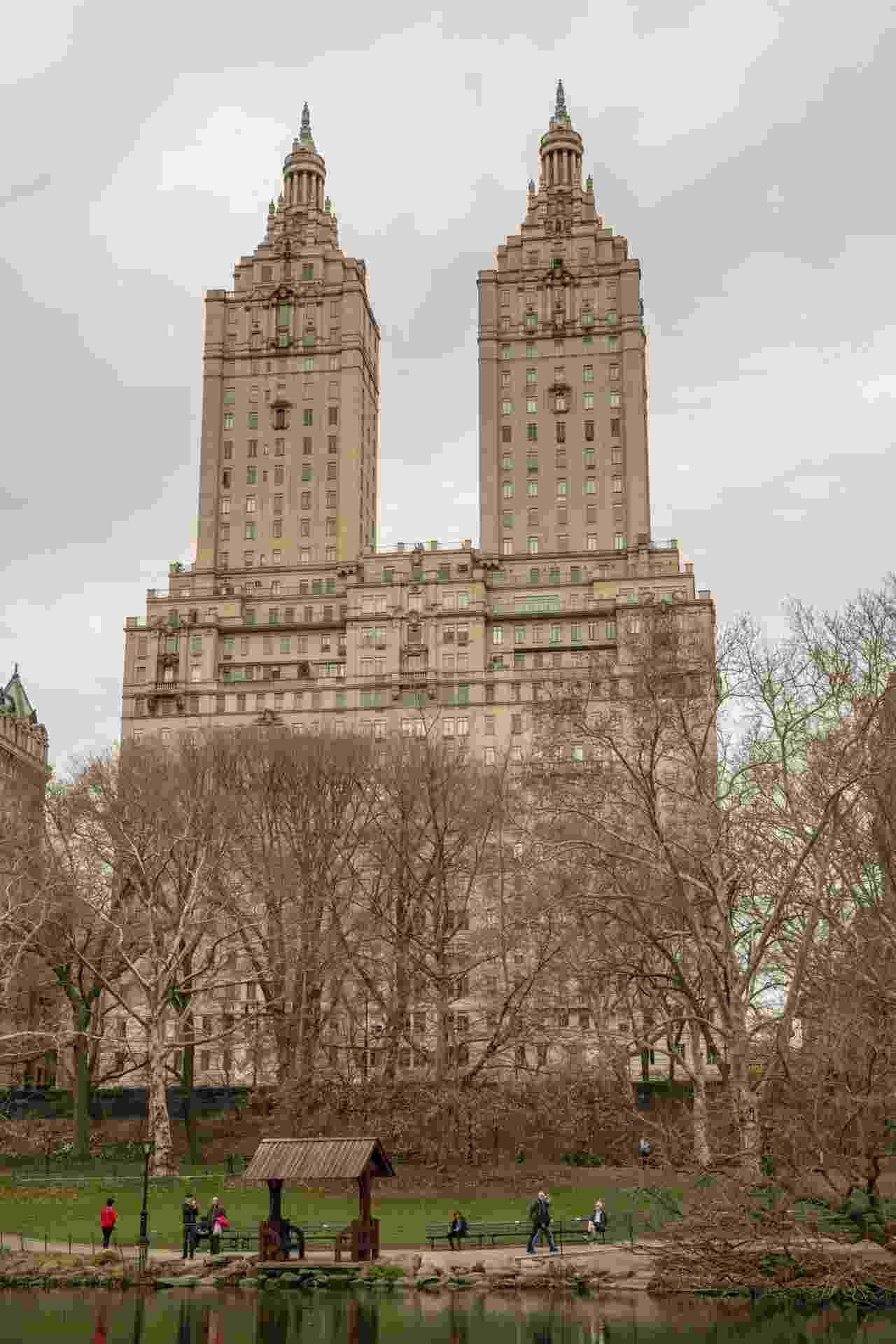 Cobertura triplex - Central Park NY (Imagem do NYT, usar apenas no respectivo material) - Tony Cenicola/ The New York Times