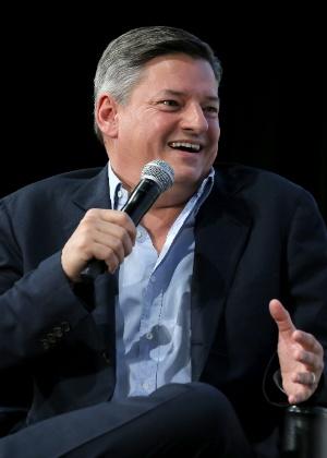 Ted Sarandos, diretor de conteúdo da Netflix - Neilson Barnard/Getty Images