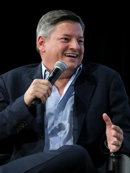 Ted Sarandos, chefe de conteúdo da Netflix - Neilson Barnard/Getty Images