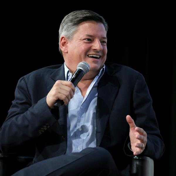 Ted Sarandos, co-CEO da Netflix