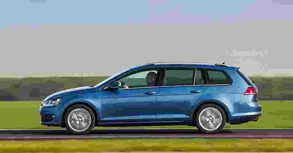 Volkswagen Golf Variant 2015 - Divulgação