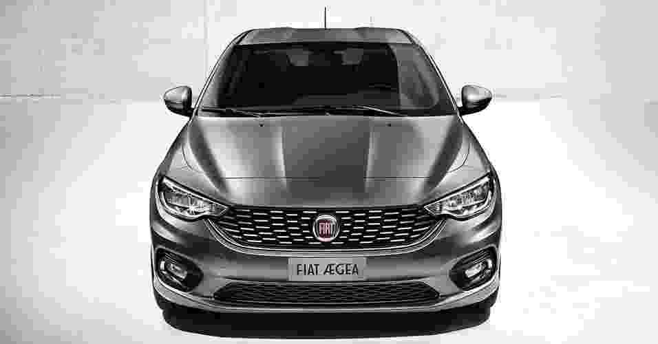 Fiat Aegea 2016 - Divulgação