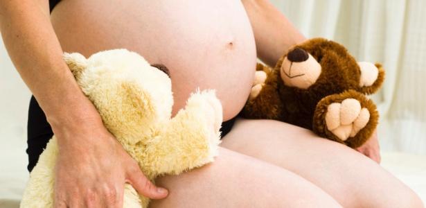Risco de prematuridade é, pelo menos, 24 vezes maior, mas cesárea não é obrigatória - Getty Images
