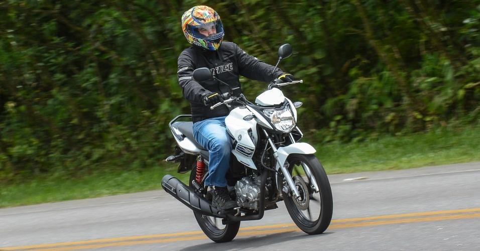 Yamaha Fazer YS 150 ED