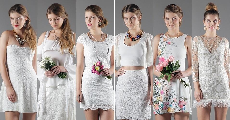 Um vestido de noiva custa em média R  6.000. Mesmo que você pesquise muito e0c8b0881c958