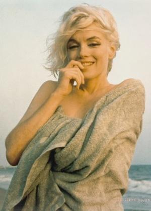 Marilyn Monroe, por George Barris - Reprodução/Dreweatts & Bloomsbury Auctions