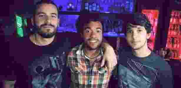 O trio vocal TriGO, do Rio - Divulgação - Divulgação