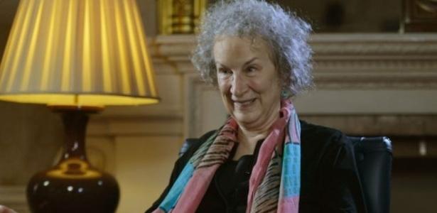 """A escritora canadense Margaret Atwood, que participa do projeto """"Future Library"""" - BBC"""