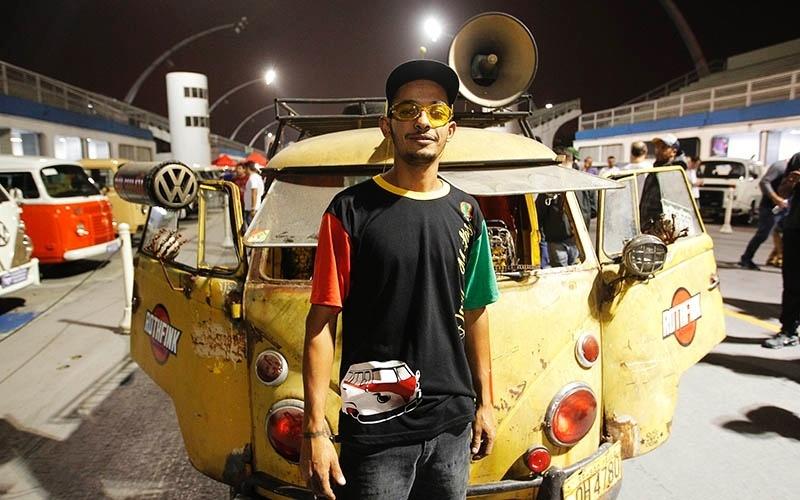 Auto Show Collection promove Noite da Kombi em São Paulo (SP)