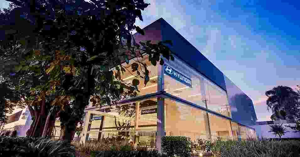 Hyundai Premium Services, loja exclusiva de pós-venda da Caoa - Divulgação