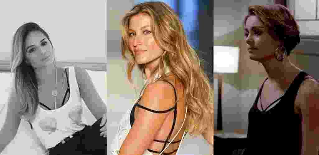 Abre - strappy bra - Reprodução e Alexandre Schneider/UOL