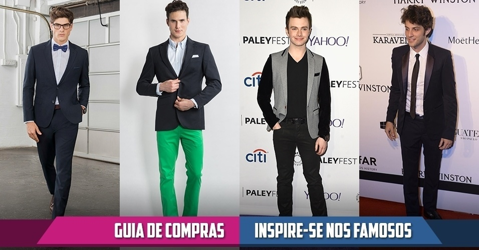 2a19ffe198 Veja looks masculinos para festas de 15 anos inspirados em famosos ...