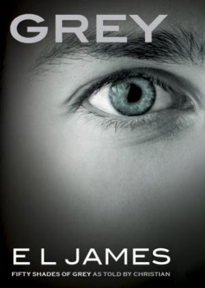 """Capa do livro """"Grey"""", de E.L. James - Reprodução"""